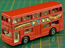 The Londoner Bus Matchbox Superfast rot Modellauto Die Cast Global Shipping