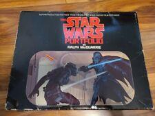 The Star Wars Portfolio By Ralph Mcquarrie 1977 Full Set Of 21 Photos