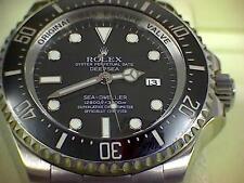 Gents 2009 Rolex Deepsea Sea-Dweller Watch (259)