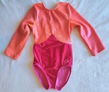 New listing GK Elite Gymnastics Leotard Child Medium CM 6/8 Dance Ballet Competition Costume