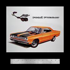 New listing Road Runner - Belvedere Gtx - Satellite: 1968 1969 1970 383 - Plymouth Art Print