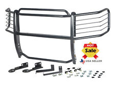Fits 09-14 Ford F150 2X4 2WD Grille Brush Guard Black Bumper Push Bar