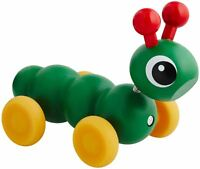 Brio MINI CATERPILLAR Baby Infant Toddler Wooden Toy