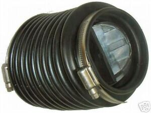 Exhaust Bellows Boot for Volvo Sterndrive with Flapper Replaces 876633-9, 850004