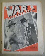 The War Illustrated Magazine. Vol. 2. No. 44. July 5th, 1940. John Hammerton.