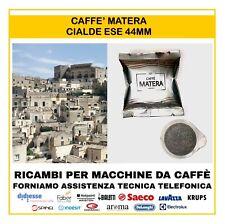 150 Cialde Filtro carta Caffè Matera ESE 44mm Miscela Cremoso gratis no borbone