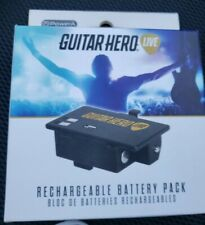Guitar Hero Live Rechargeable Battery Pack XBOX One & 360 PS3 & PS4 NEW IN BOX
