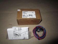 New Siemens Alarm Switch Interruptor Alarma ASKE1   Interrupter