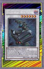 Triplebras, Allié Genex HA04-FR026 Ténèbres Machine Synchro Effet Niveau 6 YGO