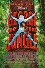 GEORGE OF THE JUNGLE MOVIE POSTER ORIGINAL FINAL 27x40