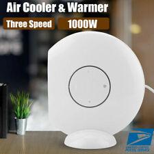 1800W Silent Cooler&Warmer Electric Heater Fan Air Desk Home Office 3 Speed