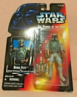 Star Wars Power of the Force Boba Fett Half Circle Hands Variant Action Figure
