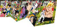 "JAPAN Akira Toriyama manga: Dragon Ball Full color ""Frieza"" vol.1~5 Complete set"