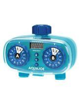 AquaJoe 2-zone Water Timer