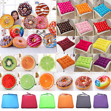 Soft Garden Seat Pads Dining Room Kitchen Chair Cushions Outdoor Patio Pillow