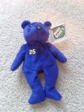 Salvinos Bamm Beanos Bear Mark Mcqwire #25 Purple St.Louis Cardinals Nwt