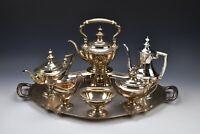 7 Piece Tiffany & Co. Sterling Silver Tea Set & Tray  262.5 Troy Oz!