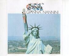 CD GIANNA NANNINICalaforniaEX+ (B2026)