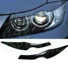 HEADLIGHT EYEBROWS COVERS TRIM FOR BMW 3 Е90 2005-2011