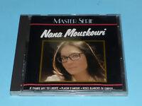 "CD NANA MOUSKOURI ""MASTER SERIE"" COMPILATION 16 TITRES / POLYGRAM, TB ETAT"