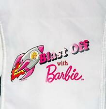 Astronaut Backpack Bag Exclusive Adult Size 2017 Barbie Convention White New