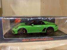 Porsche 911 Speedster - Grün