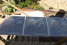 Vlado Perlemuter Ravel Piano Music 1-3 Nimbus 2101/3 ED1 Stereo/Quad Rare Set