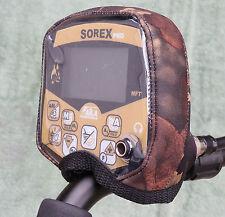 Altrimenti detto Sorex Pro-PIATTELLO mimetico in neoprene CONTROL BOX COVER-METAL DETECTOR