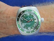 Vostok Amphibia Automatic Russian Stainless Steel Gent's Watch