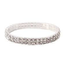 Swarovski Elements Double-Tiered Austrian Crystal Bracelet - The Perfect Gift!