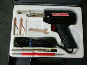 Vintage WELLER Model 8200N Soldering Gun Kit
