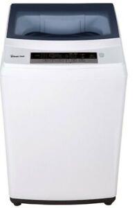 Magic Chef 2.0 Cu Ft Portable Compact Top Load Washer Washing Machine, White