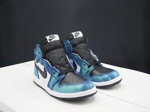 "Nike Air Jordan 1 Retro High OG ""Tye Dye"" CU0450-100 Toddler size 10C"