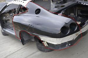 Ferrari 612 Scaglietti Mudguard Side Panel Rear Left 66993311 Rear FENDER LH
