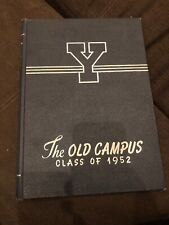 1952 Old Campus, Yale University, New Haven Connecticut Yearbook