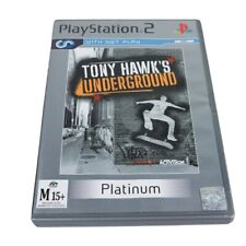New listing Tony Hawk's Underground -  Sony PlayStation 2 - COMPLETE WITH TRACKING