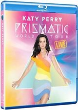 Katy Perry ‎– The Prismatic World Tour Live  Blu-Ray Disc