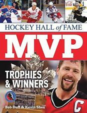 NEW - Hockey Hall of Fame MVP Trophies and Winners