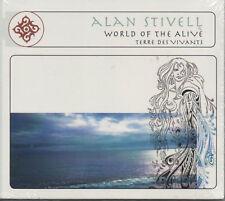 ALAN STIVELL World of the Alive Terre des vivants CD Nouveau rentrer en Bretagne