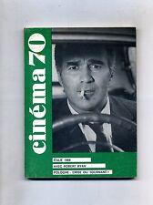 CINÉMA 70-Le Guide Du Spectateur N.145#Federation Française des Cinè Clubs 1969