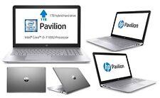 "HP Pavilion 15-CC565NR 15.6"" Laptop i3 8GB RAM Hybrid 1TB HD 8GB SSD NAND Silver"