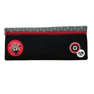 Tinc Children's Kids School Pencil Case Neoprene 30cm - Black