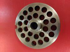 """3/8"""" Carbon Hub Style Grinder Plate For #10/12 Grinder #1008"""