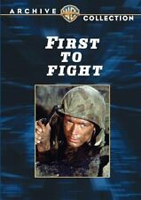 FIRST TO FIGHT - (1967 Chad Everett) Region Free DVD - Sealed