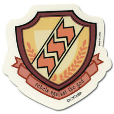 NEW GE Angel Beats SSS Emblem Symbol Sticker Official License GE89183 US Seller