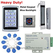 New Metal RFID Card and Password Door Access Control System+Magnetic Door Lock