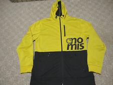 Authentic Nomis Polyester Hooded Sweatshirt Jacket Snowboarding Skiing XL NWOT