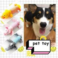 Pet Dog Play Chew Squeaker Squeaky Cute Plush Sound For Puppy Dog Soft Toys New