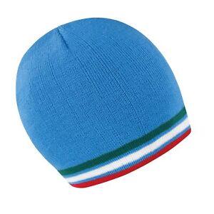 Result Unisex Winter Essentials National Beanie Hat (RW3704)