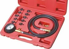 New Pro Deluxe Manometer Fuel Injection Pressure Tester Gauge Kit system A5042